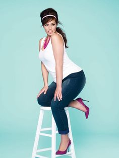 Finding that perfect jean is a tricky concept for all women, but when you are looking for jeans in the plus size. things get a whole lot trickier. If you are a plus size woman, shopping for jeans can be challenging and scary.