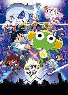 Keroro Gunsō the Super Movie (Chō Gekijōban Keroro Gunsō) (2006)