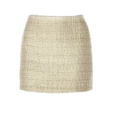 Alice + Olivia Leslie Mini Skirt ($253) ❤ liked on Polyvore