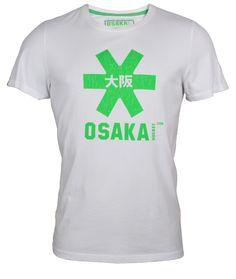Mens tee Osaka white