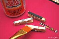 DIY Locker Accessories & Backpack Charms | The Gunny Sack