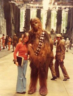 Chewy has a fangirl