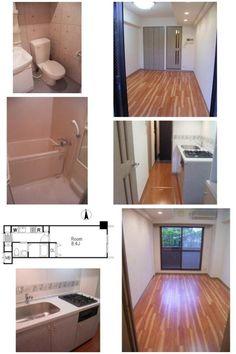 Tokyo Shinjuku Apartment for Rent ¥81,000 @Kichijoji 14 mins 25.34㎡ Ask to shion@jafnet.co.jp