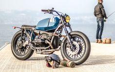 The Custom BMW 'Willoughby 65' Motorcycle | InsideHook