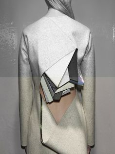 "Swiss designer Stéphanie Baechler's latest f/w13.14 collection ""Lodonite"""