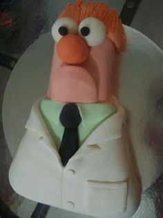 15 Delightful and Delicious Muppet Cakes   Mental Floss