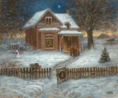 Painting by Jon McNaughton...love his work!
