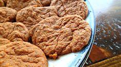 Low carb Pumpkin Protein Cookies