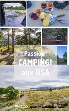 En quelques années de voyages aux Etats-Unis, le camping m'a conquise ! L'une des plus belles façons selon moi de profiter des parcs nationaux. J'ai accumulé conseils matériel & cuisine, et de bons emplacements de camping, au fil des années.