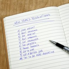 Have your New Year's resolutions fallen by the wayside. Here are some easy steps to reboot your New Year's Resolutions and kick start a new routine.
