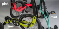 Halfbike!!!  I want it,