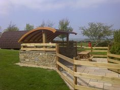 Upwood Holiday Park > CAMPING PODS Camping Pod, Holiday Park, Garden Bridge, Outdoor Structures, Holidays, Vacations, Holidays Events, Holiday, Vacation