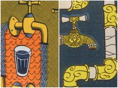 vlisco_fabric.007 African Print Fabric