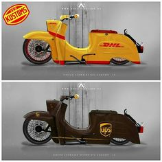 Vintage Motorcycles, Custom Motorcycles, Custom Bikes, Cars And Motorcycles, Scooters, Vespa Super, Scooter Custom, Push Bikes, Vespa Lambretta