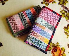 Тихая комната: Маленький кошелёк для дисконтных карт, визиток, чеков, купонов и прочей мелочи. Поиск формы и размера.