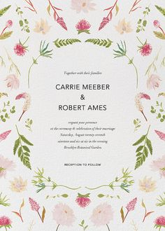 Rustic wedding invitations online and paper Paperless Post