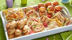 Ετοιμαστείτε για αξέχαστα παιδικά πάρτυ! The Kitchen Food Network, Cookbook Recipes, Cooking Recipes, Healthy Recipes, Party Food For Adults, Party Food Buffet, Low Sodium Diet, Health Benefits Of Ginger, Fingerfood Party