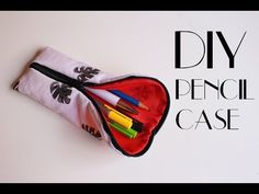 DIY - Pencil Case [Practical and Functional] || Back to School - YouTube