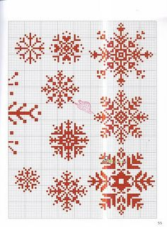 Thrilling Designing Your Own Cross Stitch Embroidery Patterns Ideas. Exhilarating Designing Your Own Cross Stitch Embroidery Patterns Ideas. Cross Stitching, Cross Stitch Embroidery, Embroidery Patterns, Hand Embroidery, Cross Stitch Charts, Cross Stitch Designs, Cross Stitch Stocking, Snowflake Pattern, Snowflake Quilt