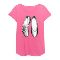 Shop these Cool and Comfy Tees for your Tiny Dancer! Product Details - Relaxed Fit, Curved Hem - Machine Washable - Printed in the USA - 100% Cotton