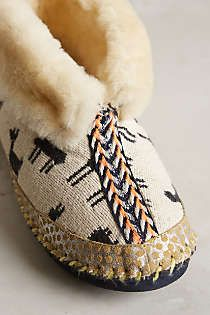 Anthropologie - Lilka Pommed Booties