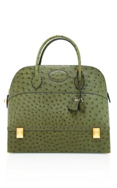 shop hermes vert olive ostrich macpherson by heritage auctions special collections moda operandi hermes bolide