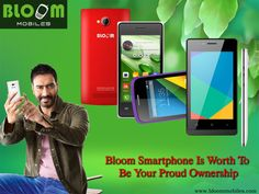 Bloom Smartphone Is Worth To Be Your Proud Ownership