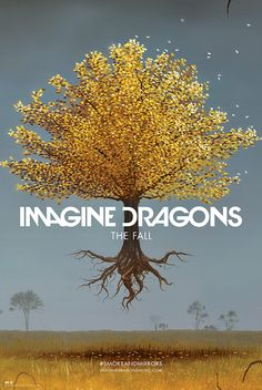 The Fall Exclusive Lithograph | Imagine Dragons