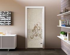 Telaio in legno Anta singola a battente Mod.Lily 1019_Collezione BATIK  Wood Frame Single hinged door Mod.Lily 1019_BATIK Collection di #MRartdesign