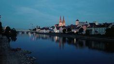 Regensburg, Donau. My favorite city.