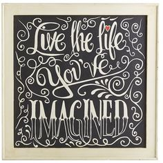 Imagined Life Wall Decor
