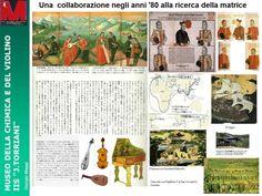 le idee del prof. Mario Maggi, insegnante di violino alla Scuola di Liuteria di Cremona sulla nascita del violino, arrivano in Giappone attraverso l'amico Takashi. appunti da www.collezionemaggi.altervista.org