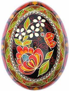 Pysanka  Art , Ukraine, from Iryna