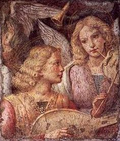 musical angels