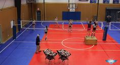 Cover Your Hitter Drill - use the box for your blockers to stand on. Volleyball Gifs, Volleyball Motivation, Volleyball Skills, Volleyball Practice, Volleyball Training, Volleyball Workouts, Coaching Volleyball, Volleyball Pictures, Girls Softball