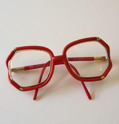 Ted Lapidus Vintage Frames by BarbeeVintage on Etsy, $38.00