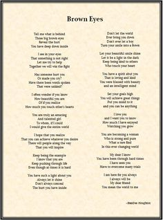 This poem is written in honor of my grandma who passed away. I ...