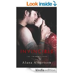 This book is on sale for .99.  Come and Get It while you can at this price Invincible by Alana Albertson Trident Code #1 Publication Date: March 9, 2014 Genres: Contemporary, New Adult, Romance, Suspense Purchase from: Amazon • Nook • Kobo • iBooks •
