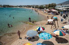 Logaras beach,Paros Greece Paros Greece, Island Beach, Beaches, Villa, Sands, Fork, The Beach, Villas