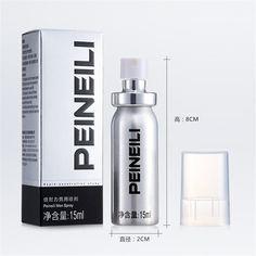 Oryginalny Sex Produkty PEINEILI Mężczyzna Sex Sprayu do Penisa Opóźnienie Trwające 60 Minut Opóźnienia dla Mężczyzn Zapobiec Przedwczesny Wytrysk