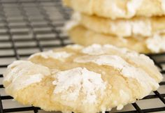 Luscious Lemon Crinkle Cookies-these are award winning cookies and are unbelievably delicious!!! These are a great addition to your holiday baking