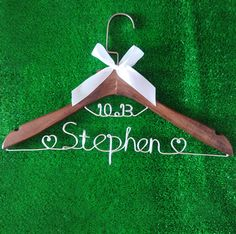 "Wedding Hanger WAO-050 $49.66 ~ $60.00, Click photo to know how to buy / skype "" lanshowcase "" for discount, follow board for more inspiration"