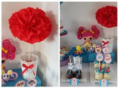 Little Big Company | The Blog: Lalaloopsy Rosy Bumps Themed Party by Delicias Com Amor e Carinho