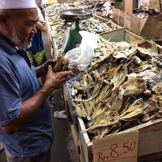 Locals love the dried fish market NSK. But the smell!! #kualalumpur #malaysia #upsticksngo #driedfish #travel