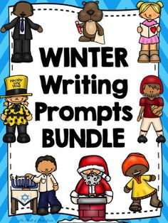 SAVE BY PURCHASING THIS WINTER BUNDLE! *YOU WILL GET 14 DIFFERENT PROMPTS.WHAT IS INCLUDED:February Writing BUNDLE  Valentine's Day Writing Prompts With Graphic Organizers and Editing ChecklistsPresidents' Day Writing Prompts With Graphic Organizers and Editing ChecklistsBlack History Month (Martin Luther King) Writing Prompts With Graphic Organizers and Editing ChecklistsGroundhog Day Writing Prompts With Graphic Organizers and Editing ChecklistsSuper Bowl Writing With Graphic Organizers…