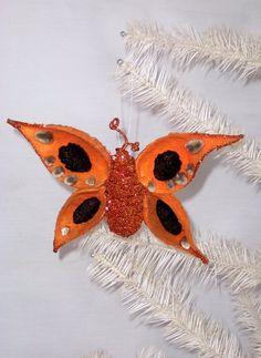 milkweed pods crafts for christmas | Voeg dit item toe aan je favorieten om het later nog eens te bekijken.