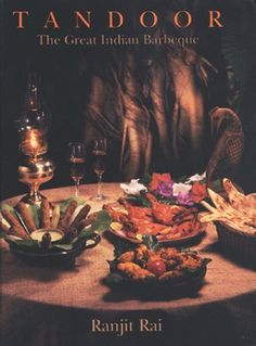 Tandoor: The Great Indian Barbecue by Ranjit Rai, http://www.amazon.com/dp/1585671444/ref=cm_sw_r_pi_dp_OSsNrb18SQ5NN