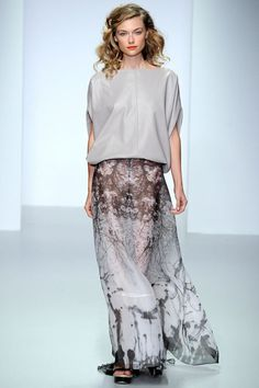 1ddbcb02e13 Maria Grachvogel Spring Summer 2014 Ready-To-Wear Collection