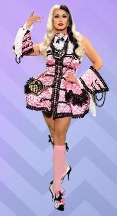 Races Fashion, Fashion Models, Fashion Art, Drag Dresses, Drag Queen Outfits, Drag Queen Costumes, Manila Luzon, Transgender Model, Rupaul Drag