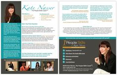 Professional Speaker one sheet samples and graphic design services LIKE SOC MEDIA ICONS